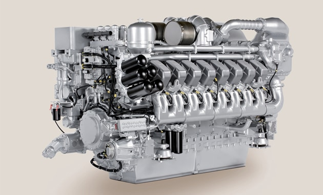 Rolls Royce To Supply 100 Mtu Engines For Chinese Freight