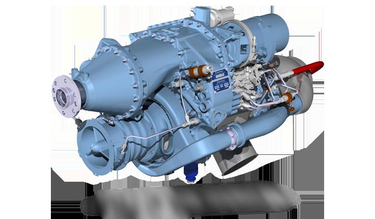 M250 turboprop – Rolls-Royce