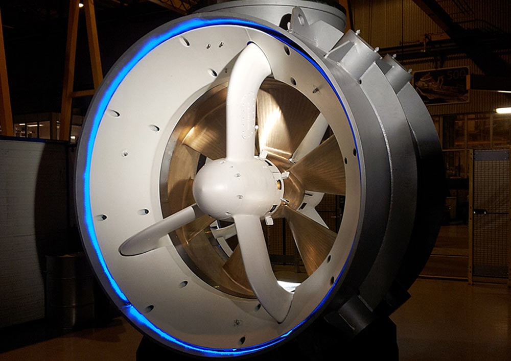 Tunnel thrusters – Rolls-Royce