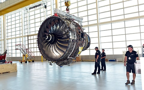 Rolls-Royce welcomes Delta TechOps into expanded service