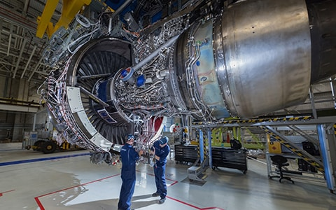 Rolls Royce Reaches Future Technology Milestone As