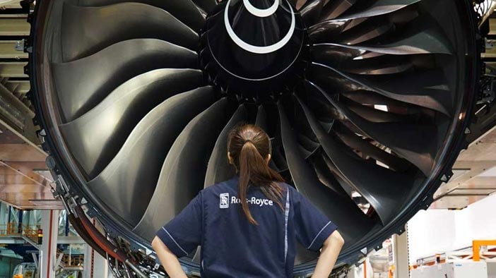 Manufacturing & Supply Chain – Rolls-Royce