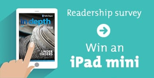 Take the survey for your chance to win an iPad mini