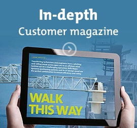 In-depth customer magazine - learn more