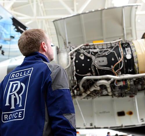 BR725 – Rolls-Royce