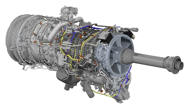 Gas Turbines Rolls Royce